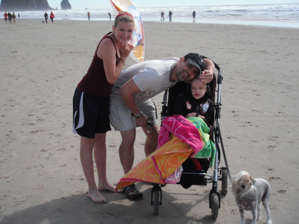 Cannon Beach special needs travel.