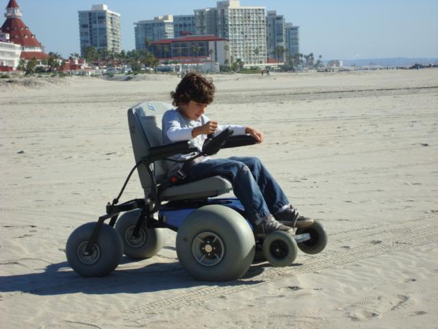Free Beach Wheelchairs In San Diego