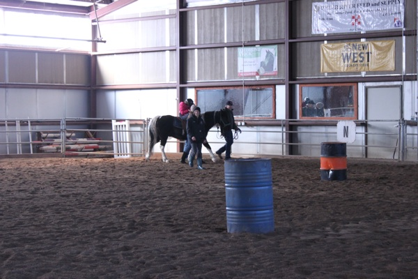 horse back riding special needs national ability center