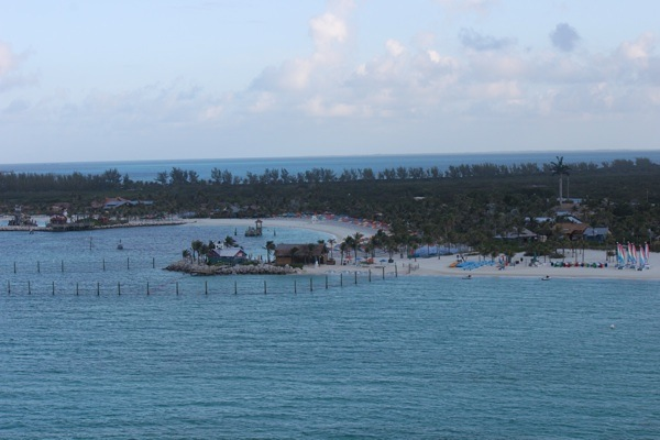 Disney Cruise: Castaway Cay