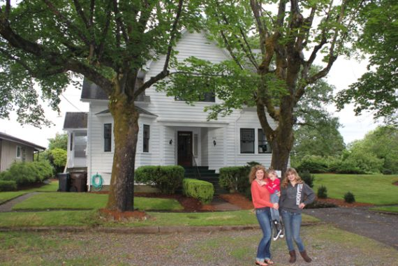 Twilight filming locations - Bellas house