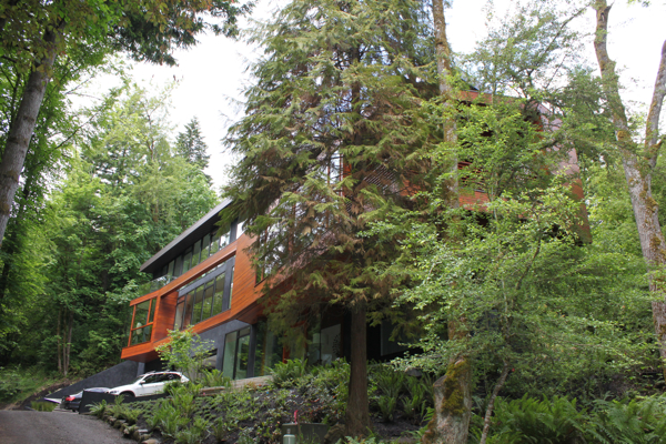 Cullens House From Twilight filming locations for the twilight movie cullen house