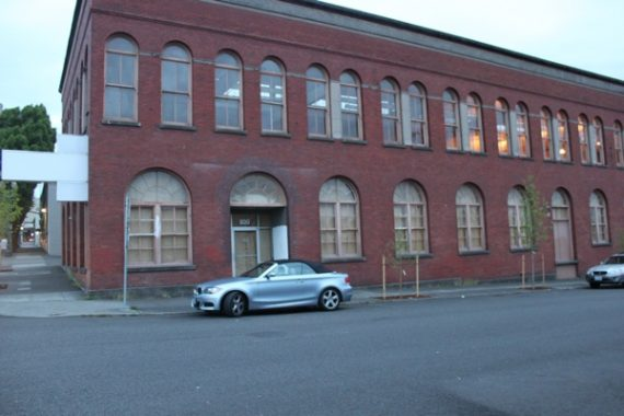 Mimi's school of dance - twilight movie filming locations