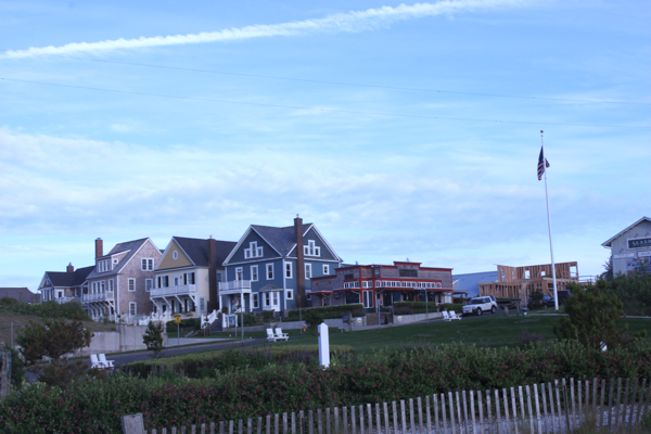 Seabrook Washington coastal beach vacation cottages