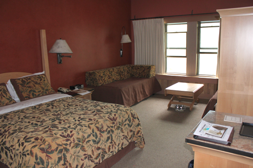 A Tour of Our Room at Sun Mountain Lodge