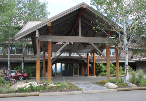 Sun Mountain Lodge in Winthrop, Washington