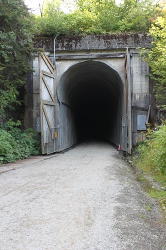 Accesible Hiking the Snoqualmie Tunnel
