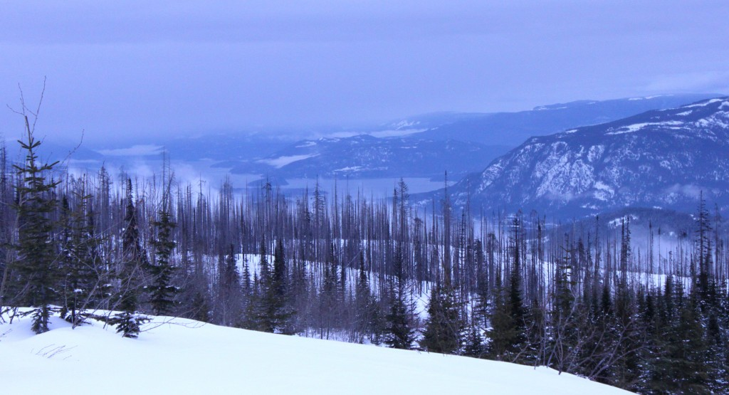 snowmobiling at Sun Peaks Resort special needs ski vacation