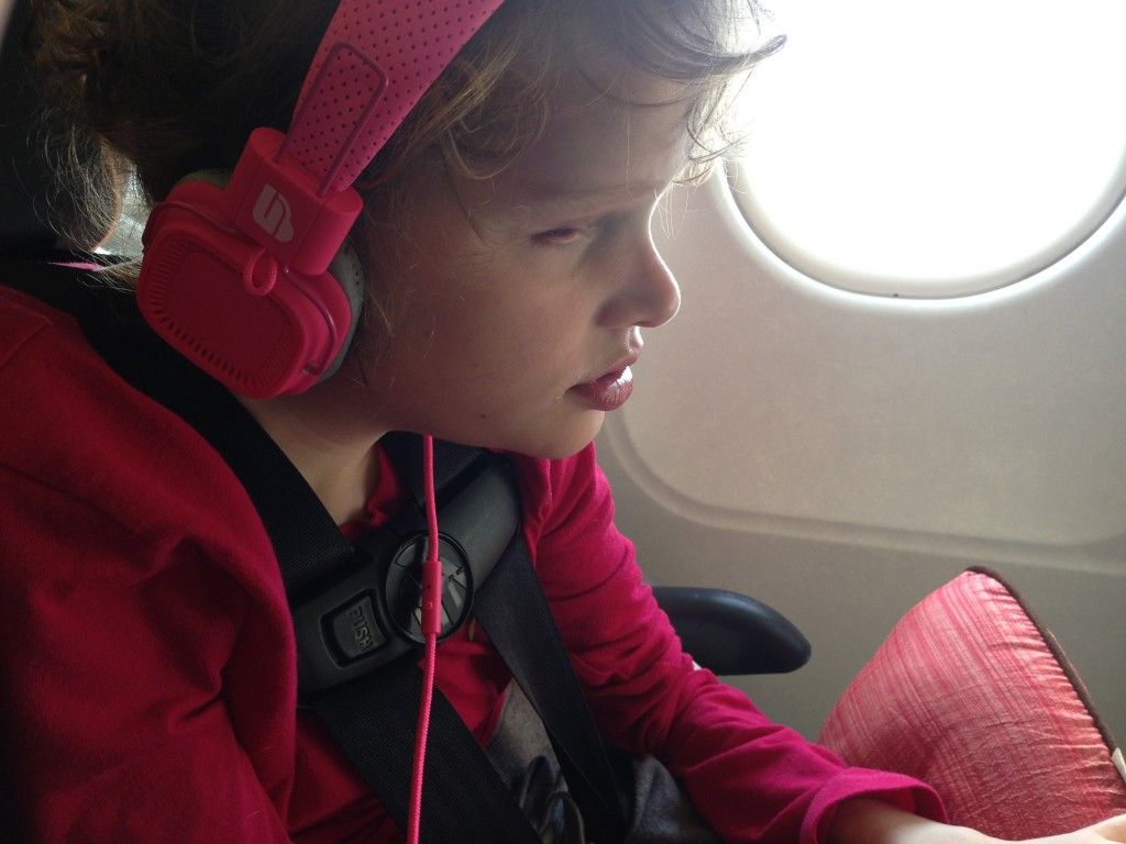 Tips for flying with your special needs child