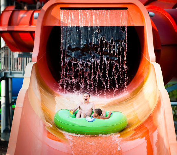 Enter to Win a Wild Waves Theme Park Family Fun Four-Pack!