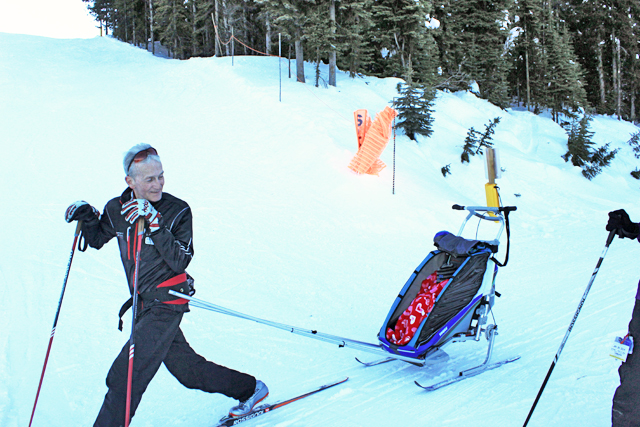 cross country skiing with special needs