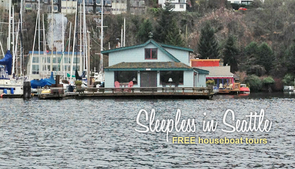 Free Things To Do In Seattle A Boat Tour Of Lake Union