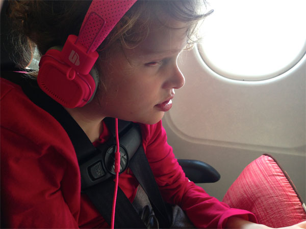 traveling and flying with a special needs child