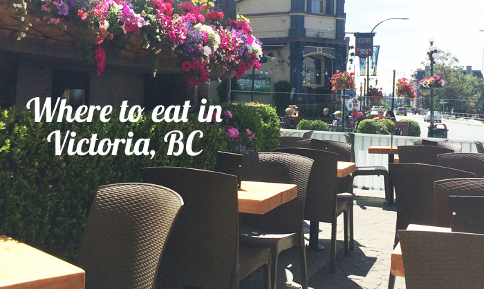 where to eat in victoria bc