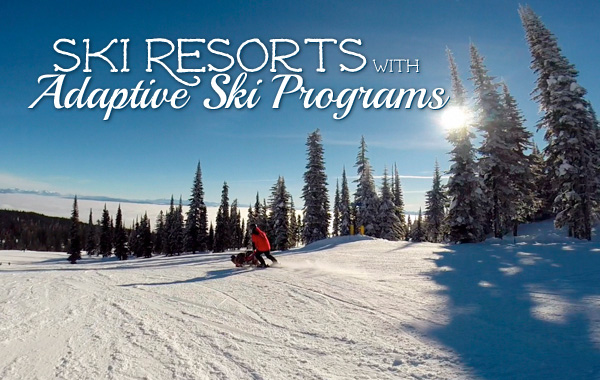 adaptive skiing programs