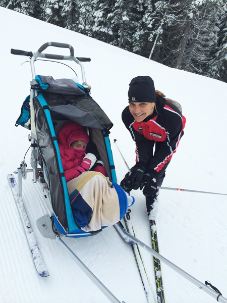 cross country ski with special needs