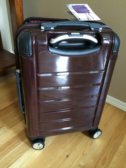 ricardo carry on luggage roxbury 2.0 review