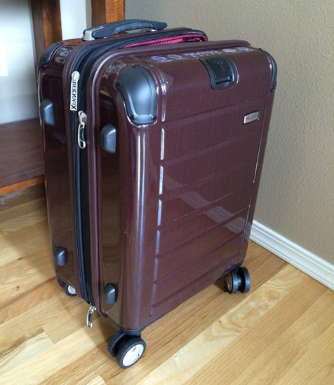 ricardo roxbury 2.0 luggage review