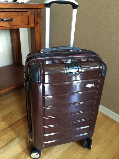 ricardo roxbury 2.0 carry on luggage review