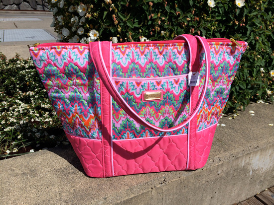 cinda b super tote review