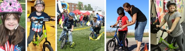 special needs bikes from strider