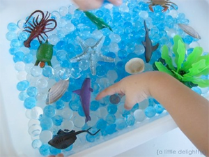 water beads gifts for special needs