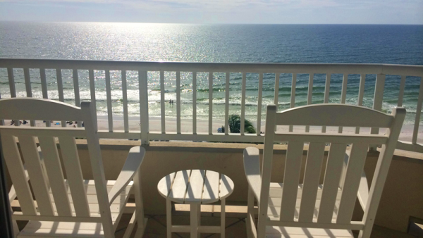 Sarasota with special needs - Wheelchair accessibility at Lido Beach Resort