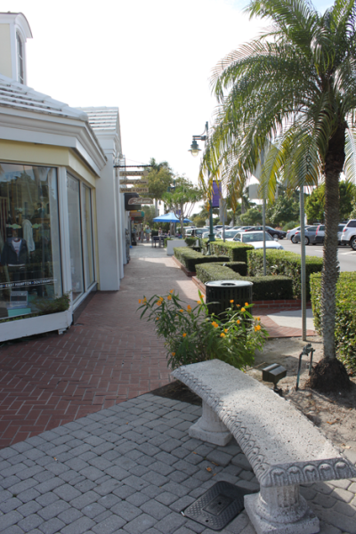 St. Armands Circle Sarasota shopping