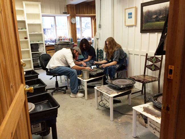 The Art Studio at Sundance Mountain Resort