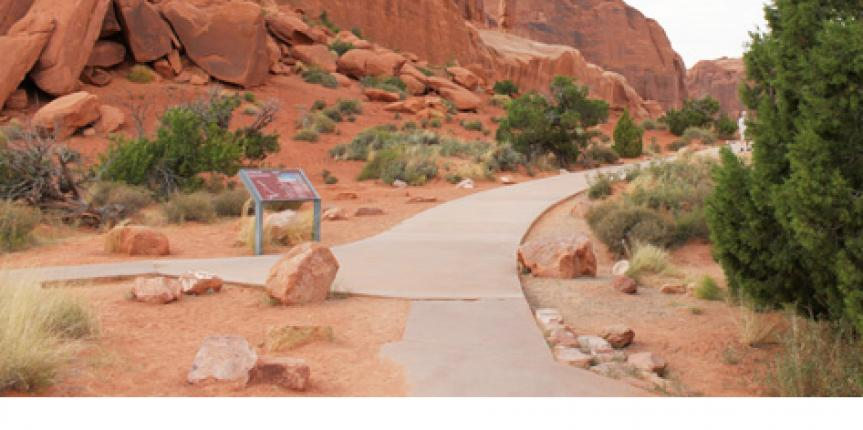Arches National Park – Wheelchair Accessibility and Special Needs