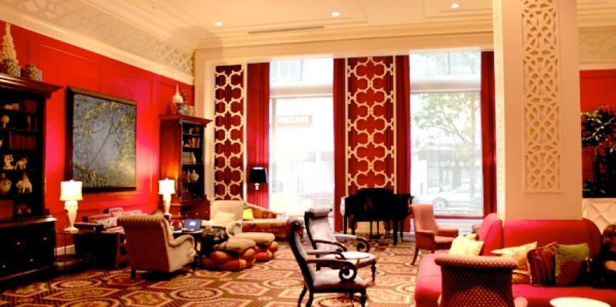 Hotel Monaco Portland Oregon