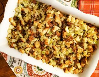 Gluten-Free Sausage Stuffing Recipe