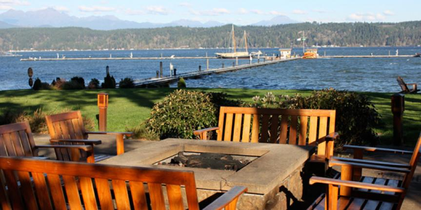 Alderbrook Resort and Spa : Parent Getaway and Family Friendly