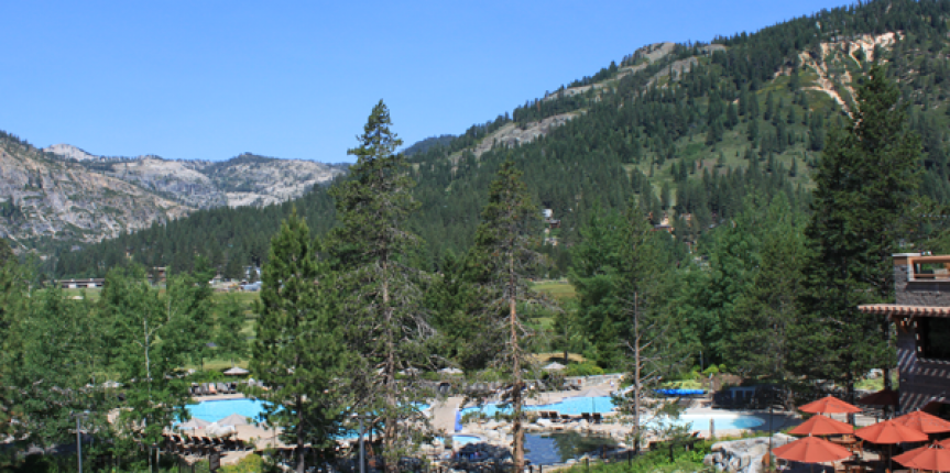 The Resort at Squaw Creek : Lake Tahoe Summer and Ski Vacation for Special Needs