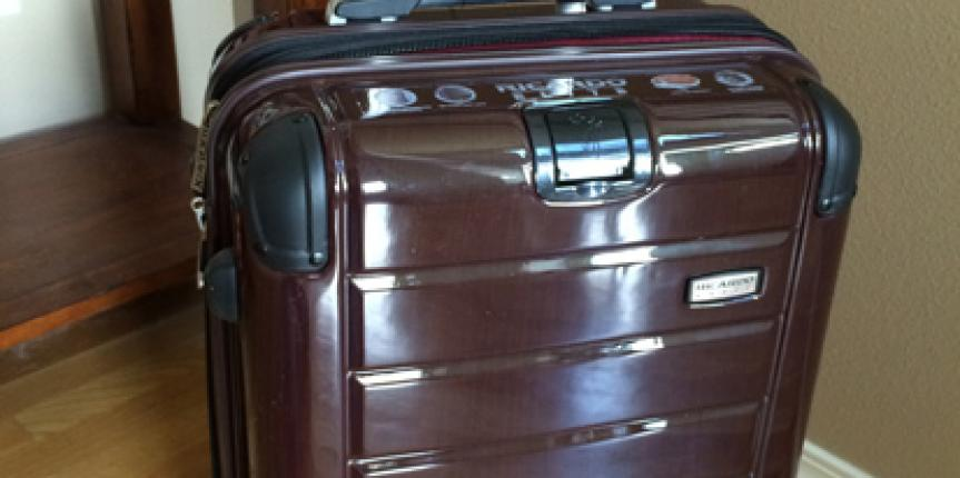 Ricardo Beverly Hills Roxbury Carry On Luggage Review