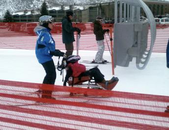 What to Expect – Adaptive Skiing with Special Needs