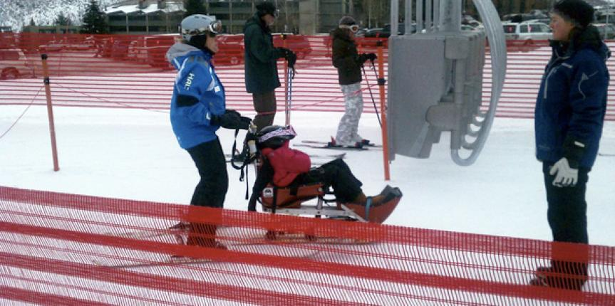 Tips for Getting Started Adaptive Skiing