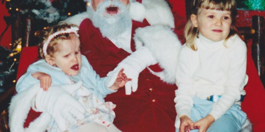 Special Needs Santa Photos – Caring Santa is Coming to a Simon Mall Near You