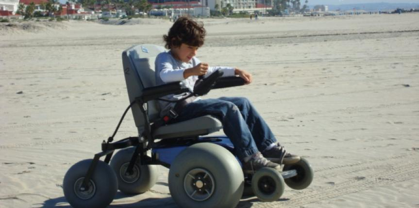 Free Beach Wheelchairs in San Diego