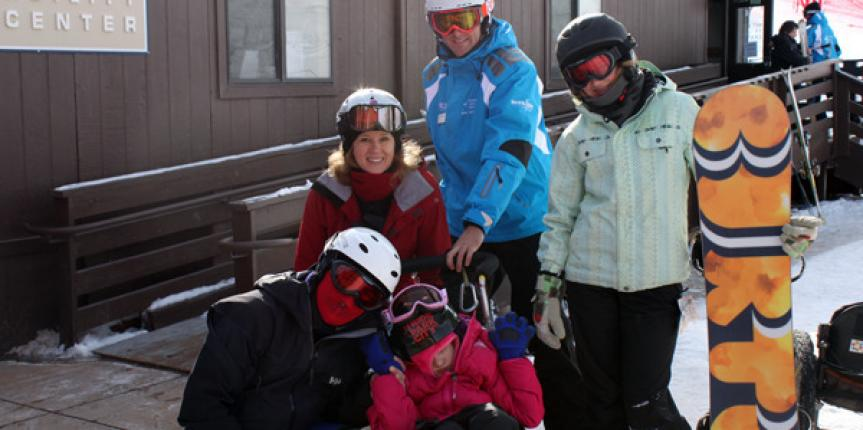 National Ability Center – Adaptive Skiing and Sports for All Abilities