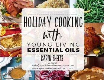 Holiday Recipes with Essential Oils