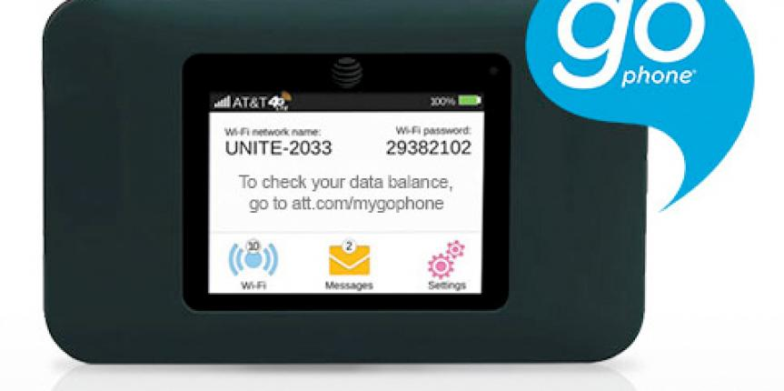 Product Review : AT&T Unite for GoPhone by NETGEAR mobile hotspot