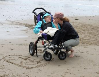 Never Traveled with Your Special Needs Child?  Start Small but Dream Big.