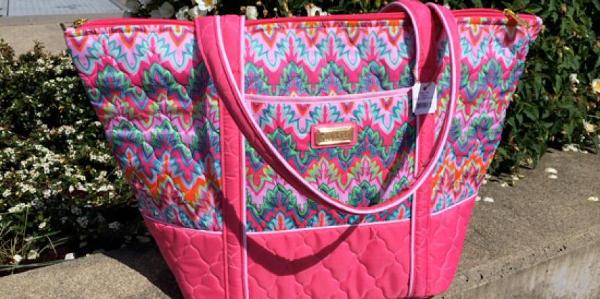 Product Review: cinda b Super Tote