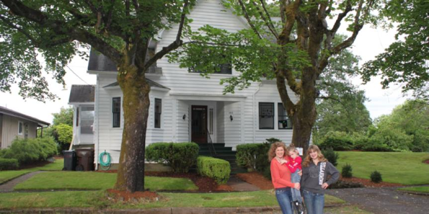 Twilight Movie Road Trip : Finding Bella's House
