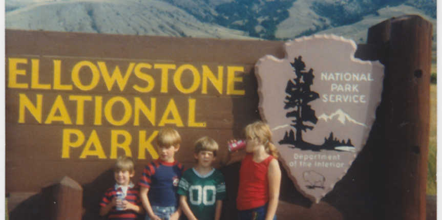 Growing up with Wanderlust – Road Trip Memories