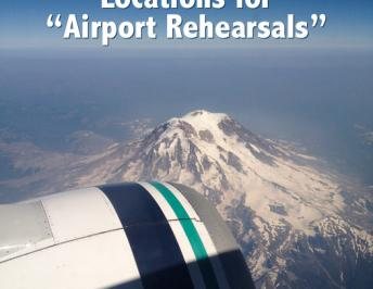Flying with Special Needs : Airport Rehearsal